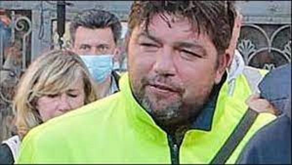 Stefano Puzzer si è dimesso dal coordinamento dei portuali: troppa pressione