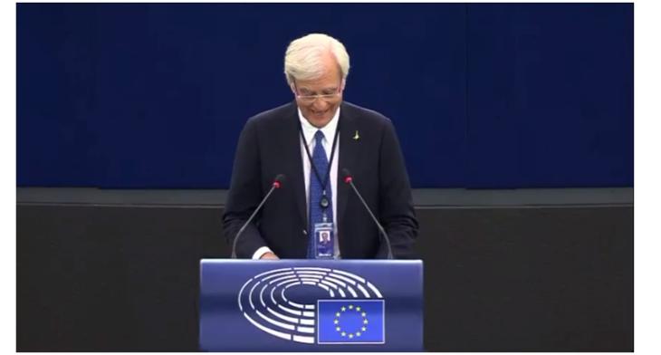 Rinaldi fa una Lectio Magistralis sul sistema creditizio al Parlamento Europeo. Cosa funziona, e cosa no